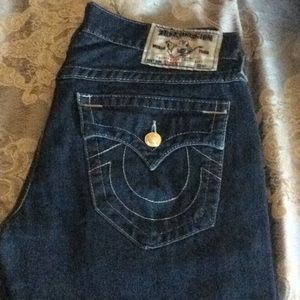 True religion jeans / men size 32